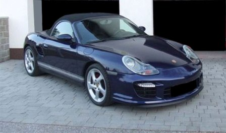 Boxster gt2 front